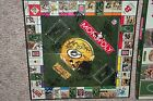 Packer Monopooly Game-Autographs