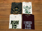 Nike Men's Graphic Logo T-Shirt Crew Athletic Tee Large Pick Color NEW image
