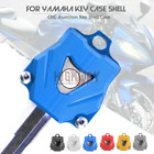 CNC Motorcycle Key Shell Case Cover For Yamaha YZF R1 YZF-R25 R3 MT-25 MT-03