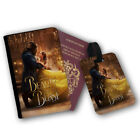 Beauty And The Beast Emma Watson Dance Romance Travel Protection Flip Cover Case