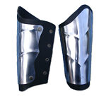 Pair bracers Medieval Warrior knight stainless Armor Larp Faire Gothic