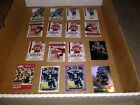 Russell Wison Football 48 Card Lot Near Mint to Mint