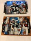 """RAE CARRUTH UD3 """"NEXT WAVE"""" 1 SILVER DIE-CUT #704/1000 and 1 Bronze Lot Of 2 #49"""