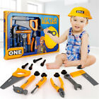Educational Construction Handy Tools Play Set Toy Building Kits Toys For Kids