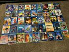 Disney 3D, Bluray Movies (78 Movies) Huge Lot and 4K, Rare, Star Wars & Others.