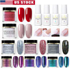 BORN PRETTY Nail Art Dipping Powder Glitter Holographics Acrylic Pro Starter Kit