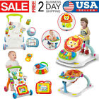 Kyпить Sit-to-stand Baby Walker Stroller Multi-Function Stroller Toddler Hand Trolley на еВаy.соm