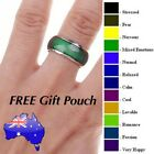 Mood Ring Temperature Emotion Feeling Colour Changing Band Rings + Gift Pouch