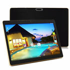 """Authentic 10.1"""" HD Android 6.0 1g 16g Tablet Quad Core Dual 3G SIM Phone Phablet"""
