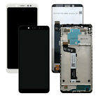 LCD Display Touch Screen Digitizer Replacement  Frame For Xiaomi Redmi Note 5