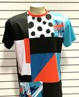 BLEECKER & MERCER MEN'S T-SHIRT MULTI COLOR