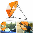 """42.5"""" Foldable Downwind Wind Paddle Popup Board For Canoe Kayak Sail Accessories"""