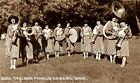 "OLD WILD WEST BUCK TAYLOR'S ""ALL COWGIRL BAND"" DRUM TRUMPET TROMBONE PHOTO 2"