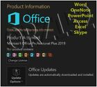 MS Office 2019 Professional Plus Retail for 1 PC <br/> Retail package low in stock, Read FAQ before you buy!