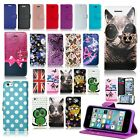 FOR APPLE IPHONE 5S LEATHER WALLET BOOK FULL SECURE FLIP STAND PHONE CASE COVERS