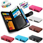 New Luxury Leather Wallet Case 9 Card Slots Purse Flip Cover Photo Frame Holder