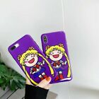 Soft Sailor Moon Protective Glossy Phone Cover For iPhone 6s 7 8 plus XS Max XR