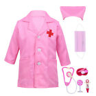 Kids Child Fancy Dress Costume Cosplay Party Chef/Astronaut/Surgeon/Firefighter