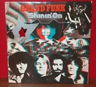 "1974 Grand Funk Railroad ""Shinin' On"" LP Record 3D Cover Poster And Glasses"