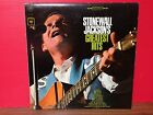 1965  Stonewall Jackson's Greatest Hits  LP Record