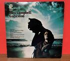 "1969 Glen Campbell ""Galveston"" 33 1/3 RPM LP Record"