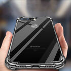 New Case for Phone 5 6 8 7 XR XS MAX ShockProof Apple Phone Cover TPU Silicone