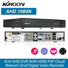Kkmoon 4816CH 1080P NVR AHD DVR 5In1 Digital Video Recorder CCTV Security M2P3