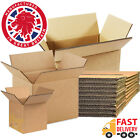DOUBLE WALL - STRONG REMOVAL MAILING CARDBOARD BOXES CARTONS