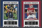 2019 Panini Contenders Draft Picks Football #1-100 COMPLETE YOUR SET You Pick