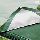 Green/Silver Heavy Duty Tarp