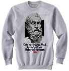 Solon Kein Natürliches - NEW COTTON GREY SWEATSHIRT- ALL SIZES