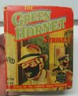 1940 The Green Hornet Strikes Better Little Book VG Condition No Reseve