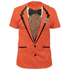 Dumb and Dumber Lloyd Orange Tuxedo Costume T-Shirt