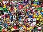 Iron On Patch Embroidered select Cartoon Anime Cute Movie Superhero Heroes $2.99 USD on eBay