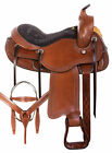 Comfy Gaited Western Saddle 15 16 17 18 Endurance Pleasure Trail Leather Tack