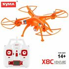 Syma X8C 2MP Wide Angle 2.4G 4 Channel 6-Axis Gyro RTF Drone RC Quadcopter A19C