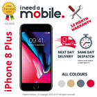 Apple iPhone 8 Plus - 64GB - 256GB - Unlocked - All Networks - Various Colours
