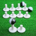5Pcs New Rubber Golf Tee Holder Great Training Aid For Driving Ranges Practical