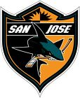 "San Jose Sharks NHL Vinyl Decal - You Choose Size 2""-34"" $21.99 USD on eBay"