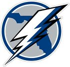 "Tampa Bay Lightning NHL Vinyl Decal - You Choose Size 2""-28"" $6.99 USD on eBay"