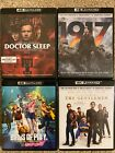 4K Ultra HD Movie Lot BUYER CHOOSES ANY TITLE(S)! NEVER VIEWED! SEE DETAILS! $14.45 USD on eBay