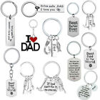Kyпить Dad Papa Daddy Fathers Day Key Chain Ring Appreciation Gifts Keychain Keyring на еВаy.соm