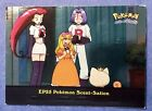 EP25 Pokemon Scent-Sation Pokemon Topps Card FREE Shipping