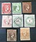 Greece stamps lot of interesting hermes heads