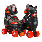 Adjustable Roller Skates For Kids Teen And Ladies Sizes 13J-9 Adult US