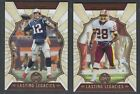 2019 Panini Legacy LASTING LEGACIES Inserts Complete Your Set You Pick!
