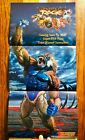 Primal Rage Nintendo Power Poster Authentic New in Magazine Weaponlord Volume 73