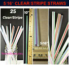 Final 99c OVERSTOCK CLEARANCE!! Straws, Straws, and More Straws!!