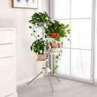 3/4 Tier Plant  Flower Stand Standing Plant Display Rack Garden Patio Indoor