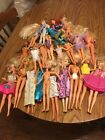 Lot of 20 Barbie Dolls 3 Other Fashion Dolls In Used But Good Shape